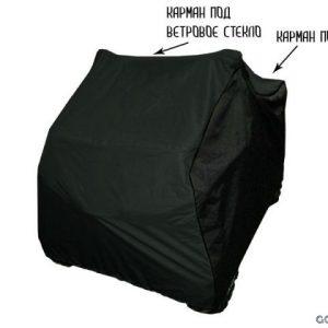 Защитный чехол GODZILLA с кофром и стеклом (размеры: 'L' ,'XL')