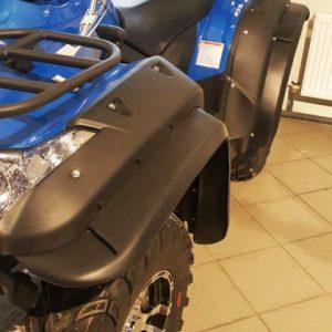 Расширители колесных арок godzilla на CFMOTO x5/X6
