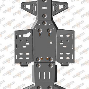 Комплект защиты днища ATVIRON CF MOTO X6/Х5 Basic&Classic 02.1.10