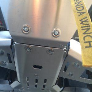 Защита для квадроцикла ATVIRON cfmoto x8 4мм