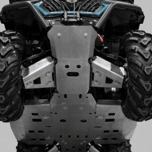 Комплект защиты днища ATV IRON CF MOTO 600 NEW 12.1.10