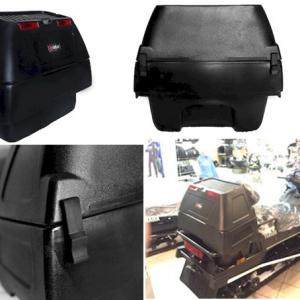Кофр багажный GKA №6 для снегохода Yamaha RS Viking Professional