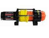 ЛПЭ20М-С 'Мустанг' лебедка электрическая с синтетическим тросом