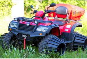 Расширители колес GKA Sand Mud Snow Wheelz
