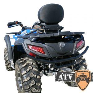 Бампер задний ATVIRON CF MOTO X5 H.O./Х6 EPS
