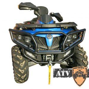 Бампер передний ATVIRON CF MOTO X5 H.O./Х6 EPS
