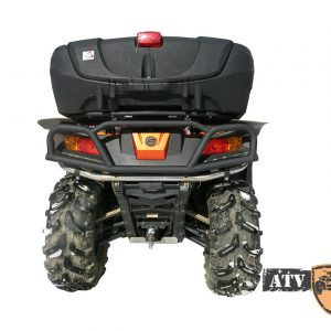 Бампер задний ATVIRON CF MOTO X8
