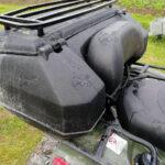 Багажник кофра pz3000