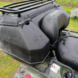 Багажник для кофра panzerbox PZ 3000