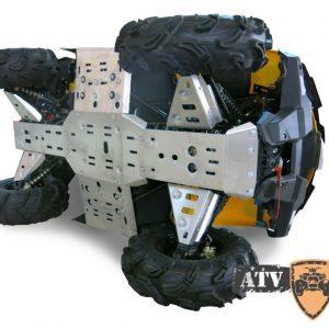 Комплект защиты днища ATVIRON STELS Guepard  07.1.10