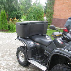 Кофр для квадроцикла задний gka 'лось' moose / l500