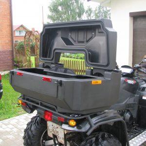 Кофр для квадроцикла задний gka hunter 220 литров / l505