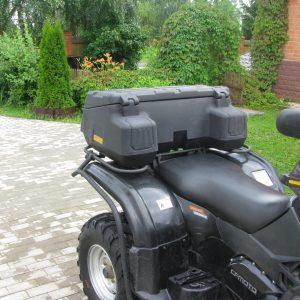Кофр для квадроцикла задний gka 8015 / r301