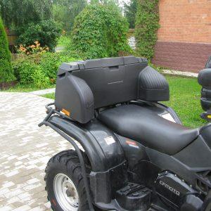Кофр для квадроцикла задний gka 8050 / r304