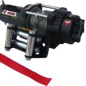 Лебедка для квадроцикла электрическая master winch X4000