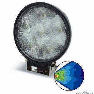 Светодиодные фары AVS Light FL-1205 (18W)