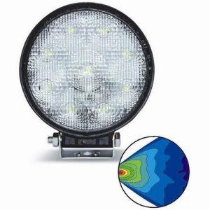 Светодиодные фары AVS Light SL-1206 (27W)