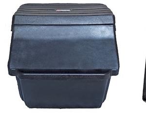 Кофр багажный GKA №5 для снегохода Yamaha VK540