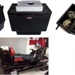 Кофр багажный GKA №7 для снегохода 'Тайга Атака II'