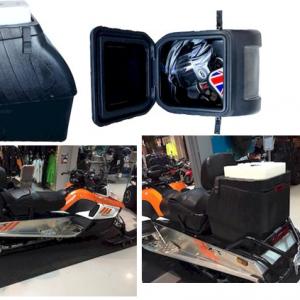 Кофр багажный GKA №9 для снегоходов Arctic Cat Bearcat 570, Bearcat 570 XT, Arctic Cat Bearcat Z1 XT, Bearcat Z1 XT GS, Bearcat Z1 XT LTD