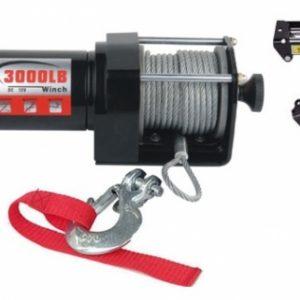 Лебедка для квадроцикла master winch PM3000