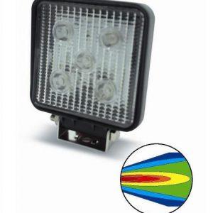 Светодиодные фары AVS Light SL-1210A (15W)
