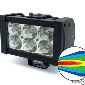 Светодиодные фары AVS Light SL-1506 (18W)