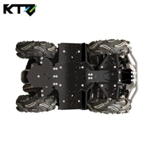 BRP Outlander G2 650/850/1000 (2017+) Защита днища пластиковая  KTZ
