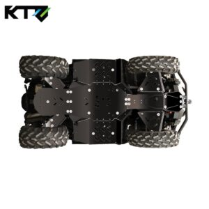 BRP Outlander G2 MAX 650/850/1000 (2019+) пластиковая защита KTZ