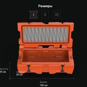 Мультифункциональный кейс Tesseract BOX X