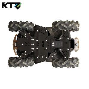 BRP Renegade XMR (2019+) пластиковая защита днища KTZ