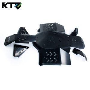 BRP OUTLANDER L 450/ 570 (2015+)пластиковая защита днища KTZ