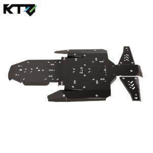 Polaris RZR 1000 пластиковая защита днища KTZ