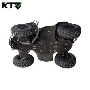 BRP Renegade G2 (2019+)пластиковая защита днища KTZ