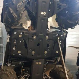 Brp Outlander G2 (2019+) длинная база PZ  пластиковая защита