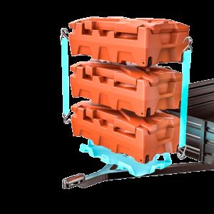 Монтажная плата для Tesseract Box X
