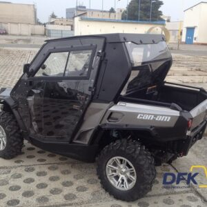 Кабина CAN-AM Commander 1000 Limited, XT